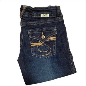 Tyte denim Bermuda jean shorts 5